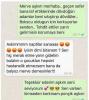 essy den almış oldugum son whatsapp mesajı