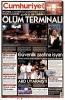 29 haziran 2016 cumhuriyet gazetesi manşeti