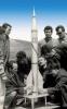 1959 da bandırmada füze yapan lise öğrencileri