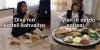yediklerinin resmini internette paylaşmak