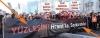 soykırım pankartı ile yürüyen chpli vekiller