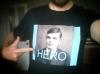 hero tişörtü