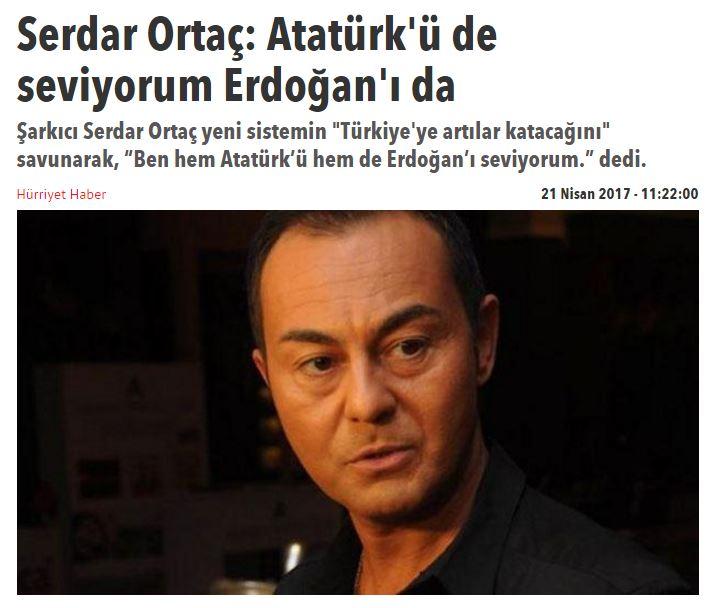 atatürk ü de seviyorum erdoğan ı da