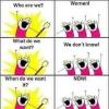 kadınlar neyin peşinde