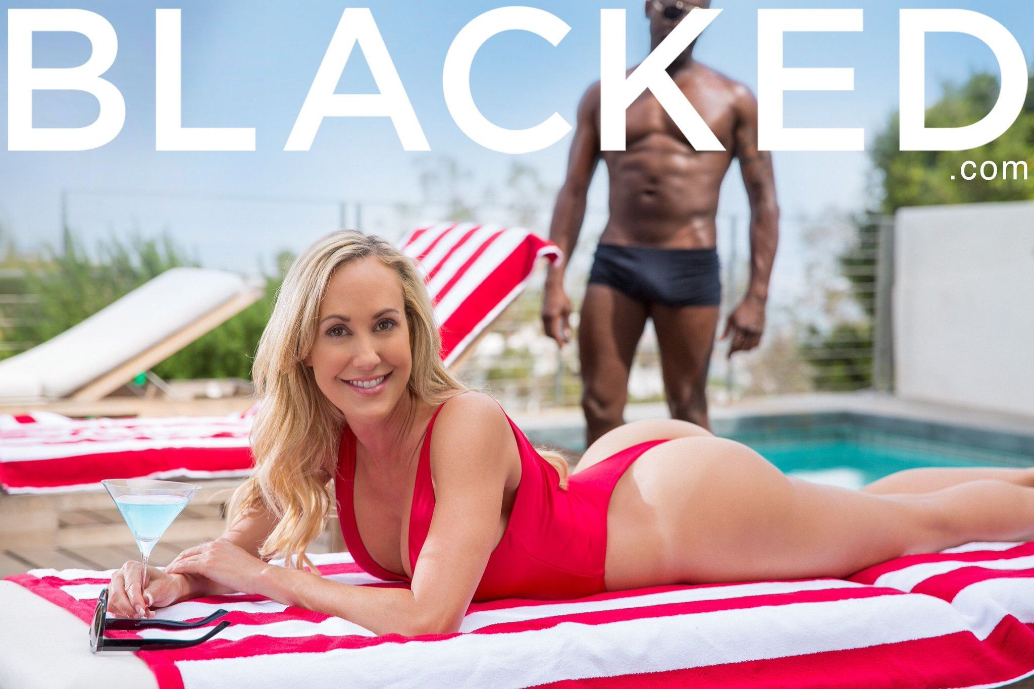 Maybe~ Brandi love blacked ass fucking