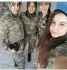kızlar da askerlik yapsın