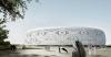 katar da inşa edilen takke şeklinde stadyum