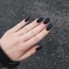 siyah oje