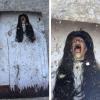 deep webde bulunan tuhaf kadın fotoğrafı