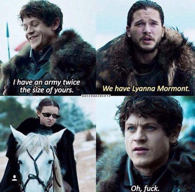 Fanarts & Memes Lyanna-mormont_1100397