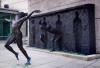 philadelphia daki spektaküler figüratif heykel