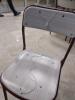 sandalyelerin insanlığı yok etmesi