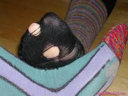 sözlük kızlarının çorapları