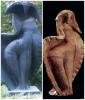 mansur yavaşın heykeli