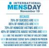 19 kasım dünya erkekler günü