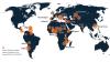 ayaklanma çıkacak ülkelerin haritası