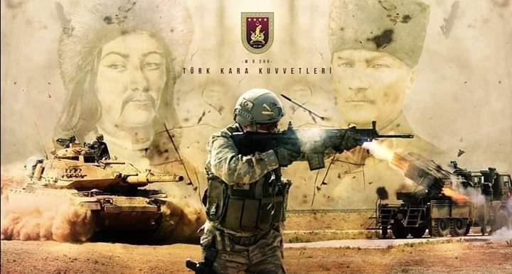 türk silahlı kuvvetleri
