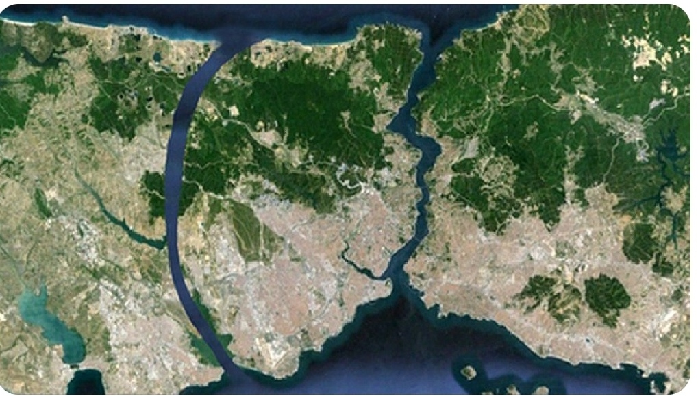kanal istanbul la ilgili korkunç detay