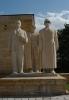 anıtkabir deki 3 kadın 3 erkek heykeli