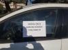 değerli öküz aracını düzgün yere park et