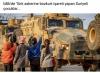 idlibde askerimize bozkurt yapan suriyeli çocuklar