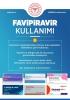 koronavirüs ilaçlarının kullanımı