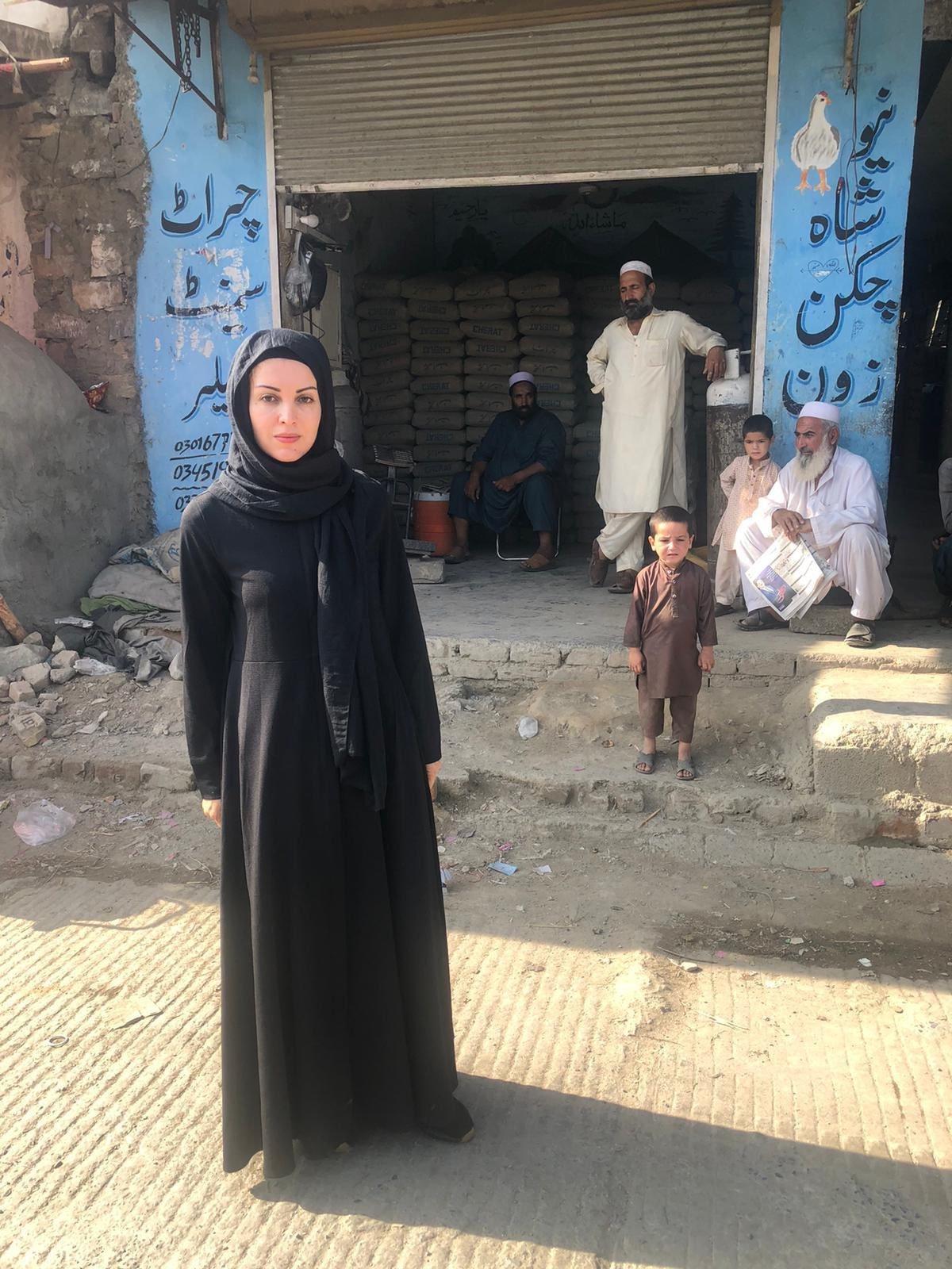 nagehan alçı nın afganistan a gitmesi yalanı