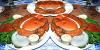 kızarmış buzağı beyinli sandviç