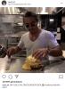 300 dolarlık altın kaplama hamburger