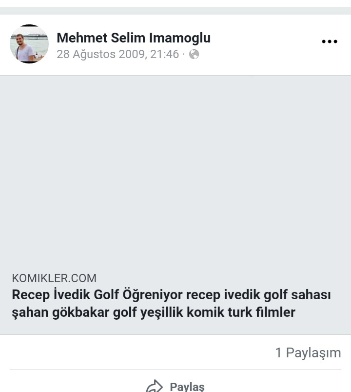 mehmet selim imamoğlu