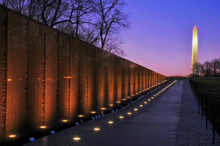 vietnam veteran memmorial