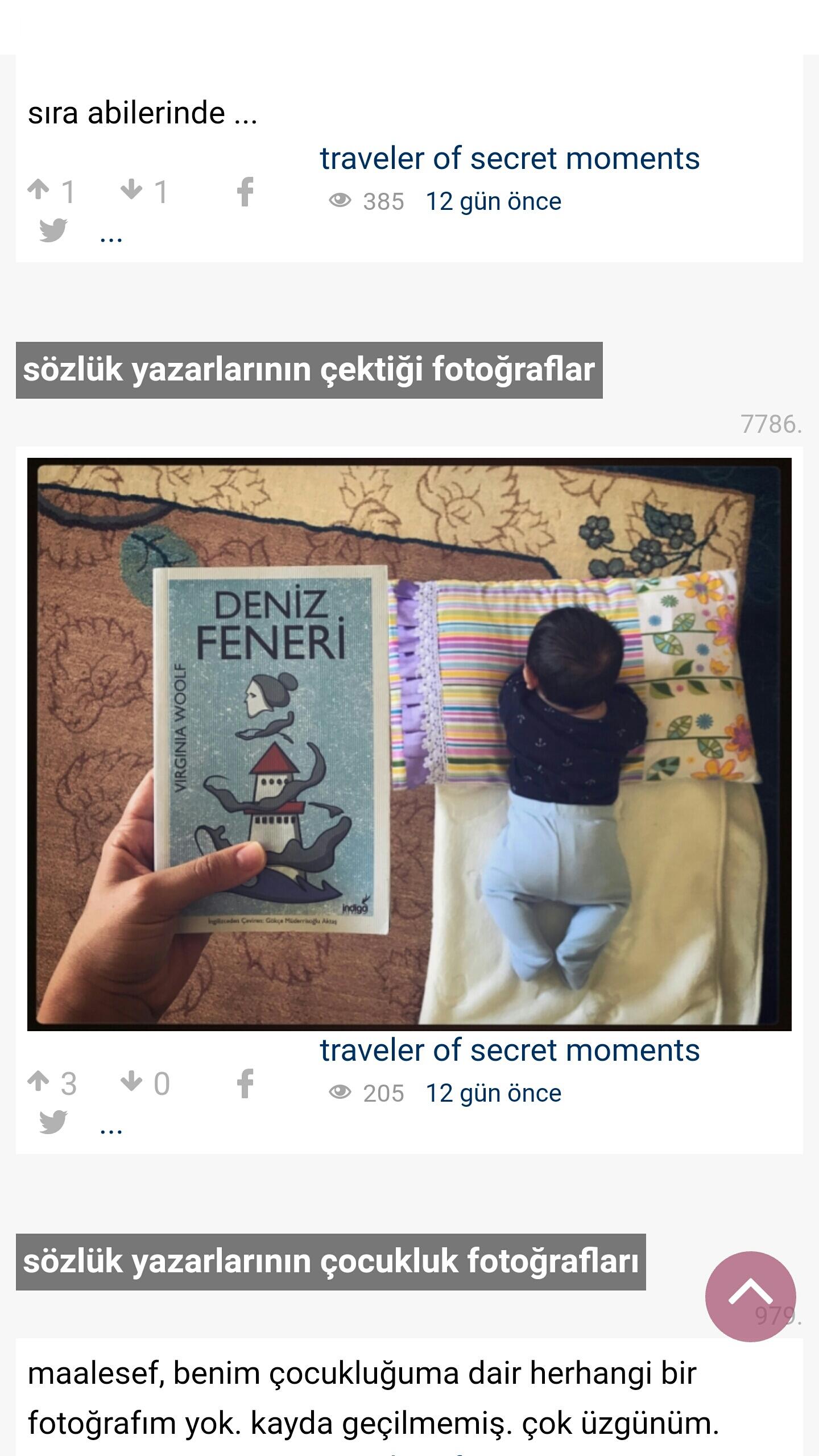 traveler of secret moments