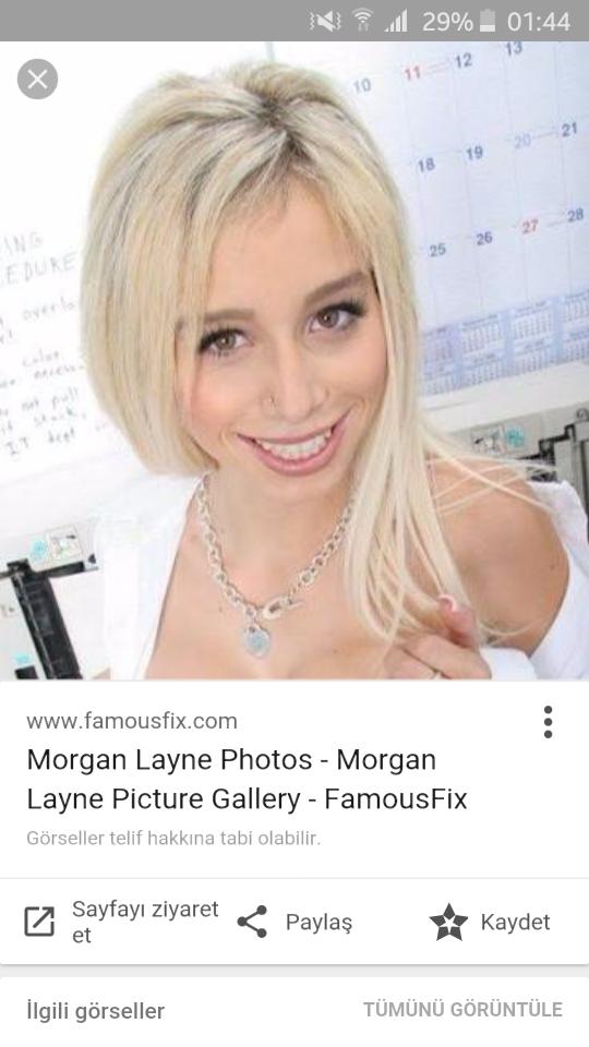 morgan layne вефото