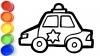 yerli ambulans ve polis arabası