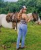 görseldeki atın cinsi