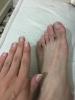sözlük erkeklerinin ayakları