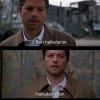 supernatural diyalogları