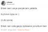 türk erkeklerinin yatakta vasat olması