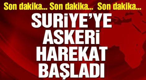 9 ekim 2019 türk ordusu nun suriye ye girmesi