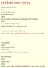 antikaw militarist tarzı şiir yazmaca