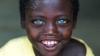 mavi gözlü zenci