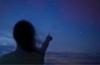 gece gökyüzene bakınca akıldan geçenler