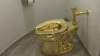 1 milyon sterlinlik altın klozetin çalınması