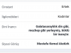 metrobüs sapığının facebook profili