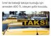 bebeği arabaya kusan anneden 400tl isteyen taksici