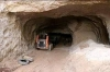 teröristlerin afrin de kazdıkları tüneller