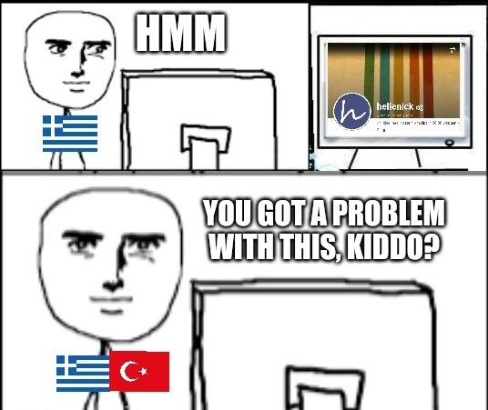 türk olmadığı halde kendini türk hisseden insan