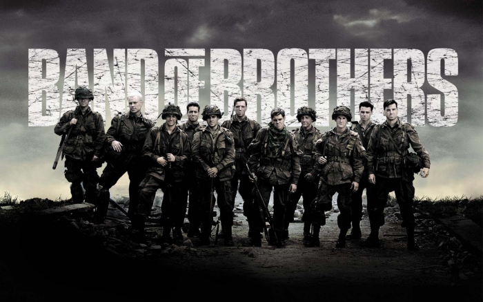 band of brothers resim 2