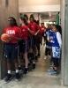 abd el salvador u16 kadın basketbol müsabakası