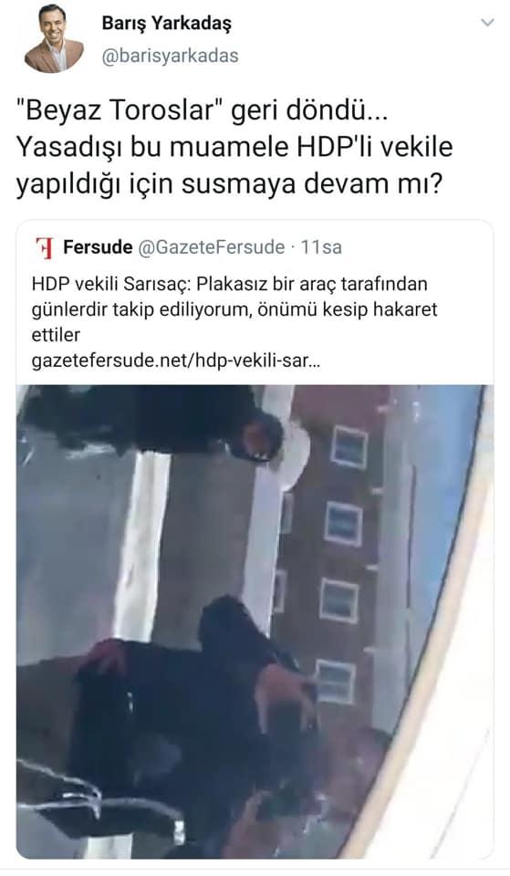 hdp van milletvekilinin evinde terörist saklaması